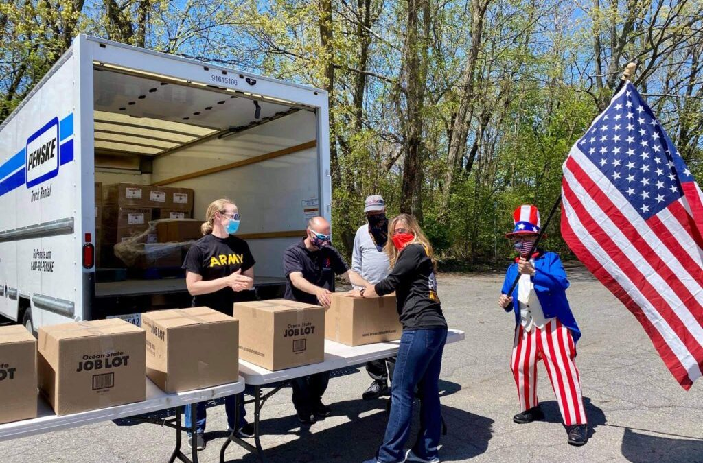 Massachusetts Military Support Foundation to supply food boxes to local veteran communities